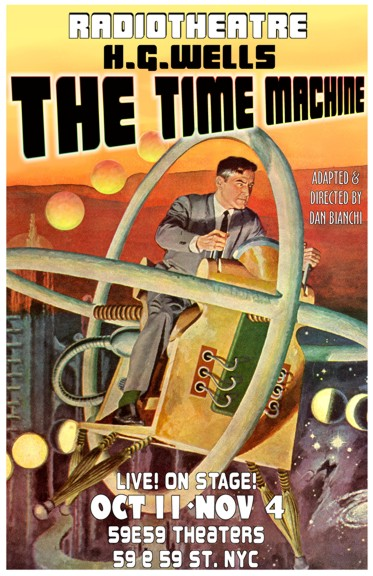 h. g. wells the time machine. Unless you have a working Time
