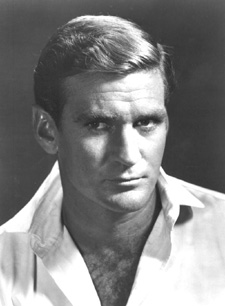 Portrait of Rod Taylor