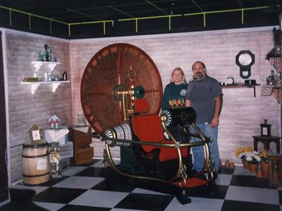 time machine museum